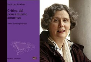 Libro Critica Pensamiento amoroso Mari Luz Esteban