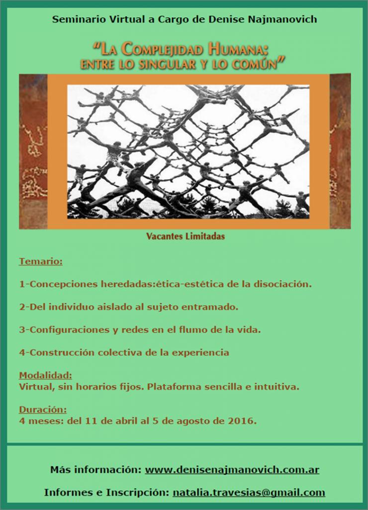 Seminario Virtual Denis